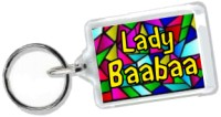 personalised keyrings for the Building Fund