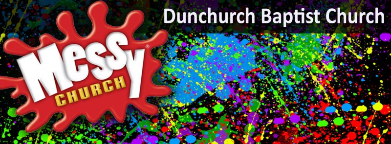 Messy Church at DBC